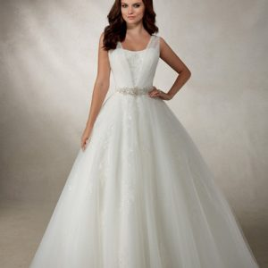 Wedding Dress from BLUSH BY HAYLEY PAIGE – Adrianna_full_length